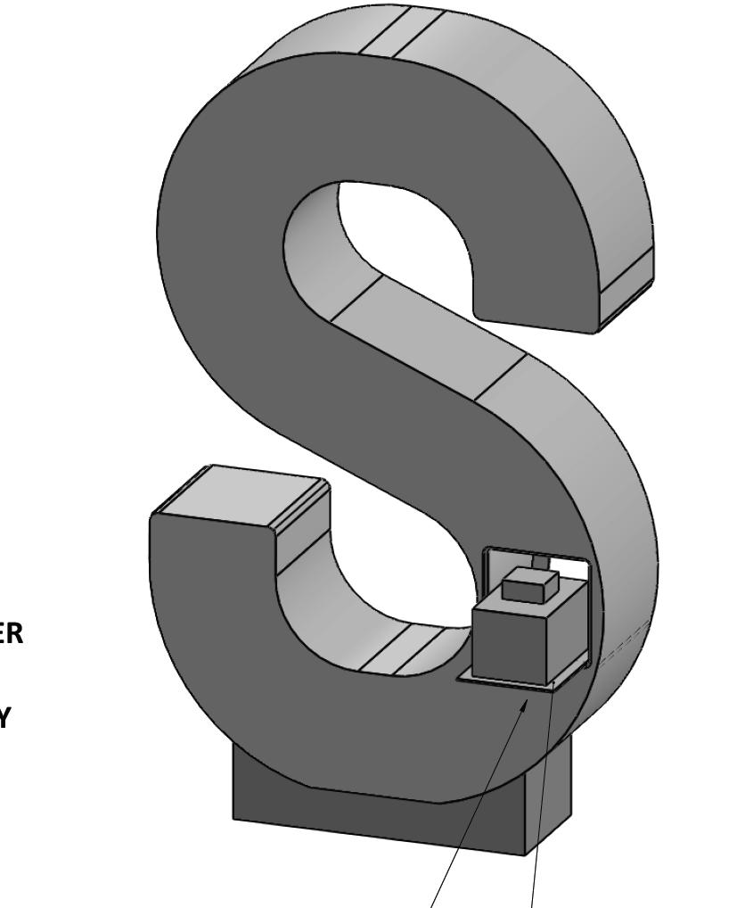 IJF's renders of final S &shelves.